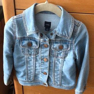 Baby Gap Soft Denim Jacket size 3T